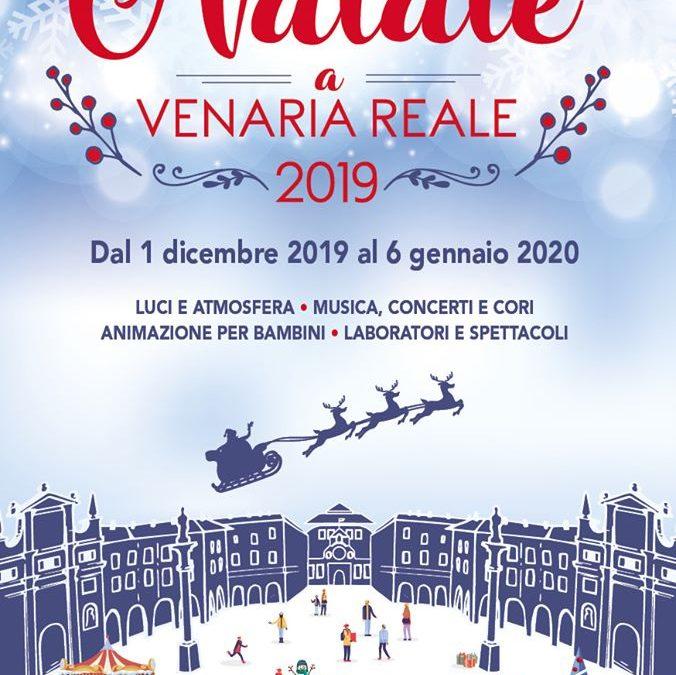 NATALE A VENARIA REALE. Dal 1 dicembre 2019 al 6 gennaio 2020