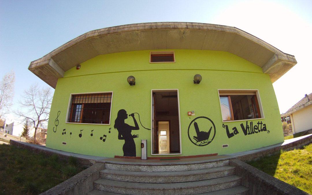 """Centro Giovani """"La Villetta"""": laboratori creativi"""