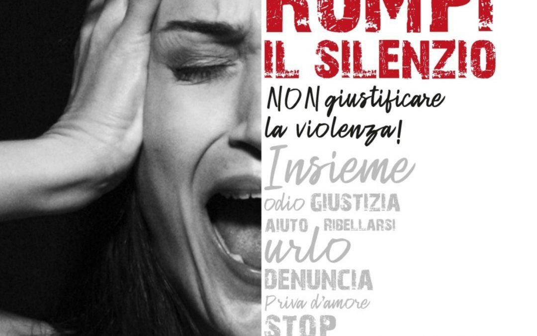 Giornata mondiale contro la violenza sulle donne. 25 novembre 2019
