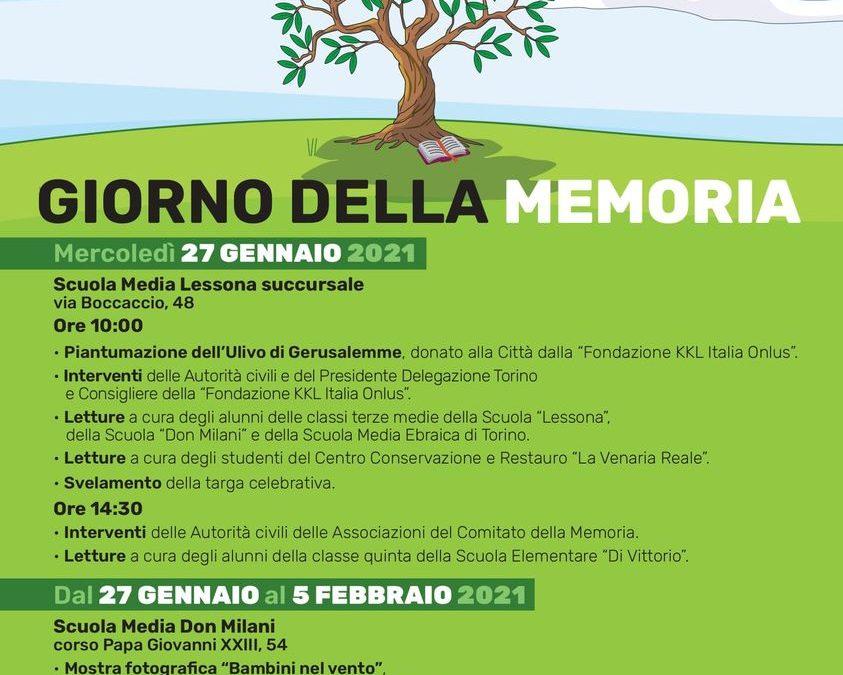 Giorno della Memoria. 27 gennaio 2021