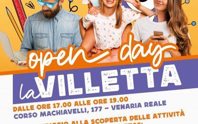 """15/10 OPEN DAY """"LA VILLETTA"""""""